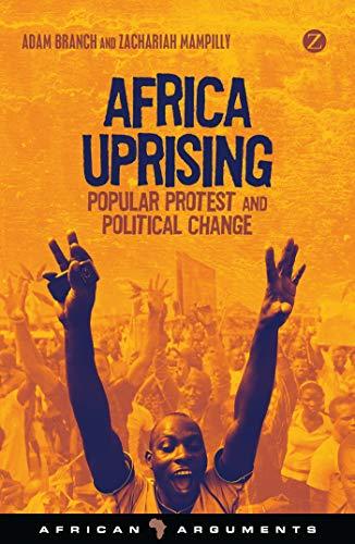 Africa Uprising (Paperback): Adam Branch