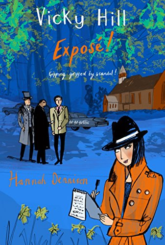 9781780330631: A Vicky Hill Mystery: Expose!