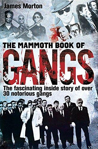 9781780330884: Mammoth Book of Gangs