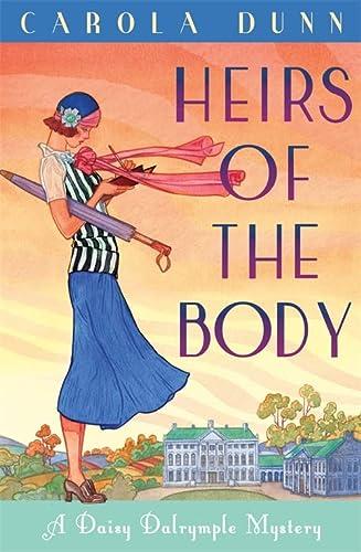 Heirs of the Body (A Daisy Dalrymple: Dunn, Carola