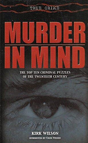 9781780332932: Murder in mind