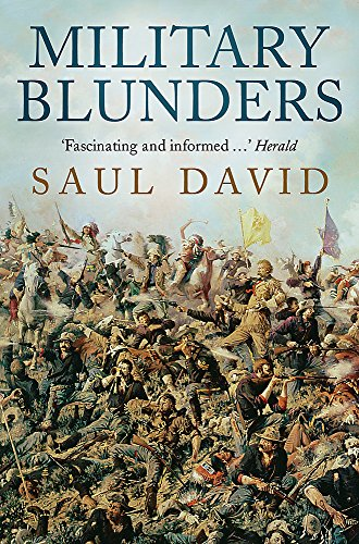 9781780334936: Military Blunders
