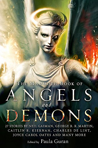 9781780337999: The Mammoth Book of Angels & Demons (Mammoth Books)