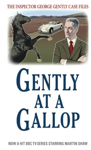 Gently at a Gallop (George Gently): Hunter, Alan