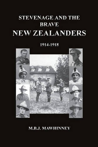 9781780357461: Stevenage and the Brave New Zealanders