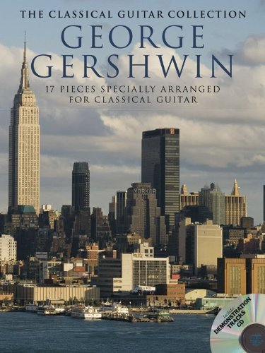 9781780380131: George Gershwin: The Classical Guitar Collection