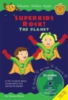 9781780380353: Sheila Wilson: Superkids Rock] The Planet (Bitesize Golden Apple) (Bitesize Golden Apple Book&CD)