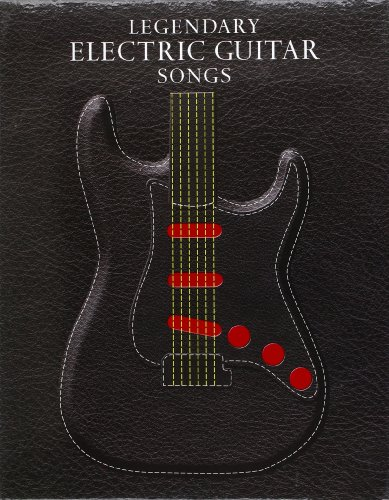 9781780380803: Legendary Electric Guitar Songs (Unnumbered)