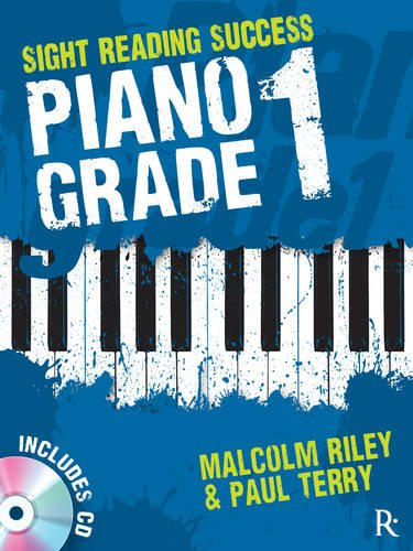 9781780381183: Sight Reading Success: Piano Grade 1 (Sught Reading Success Book/CD)