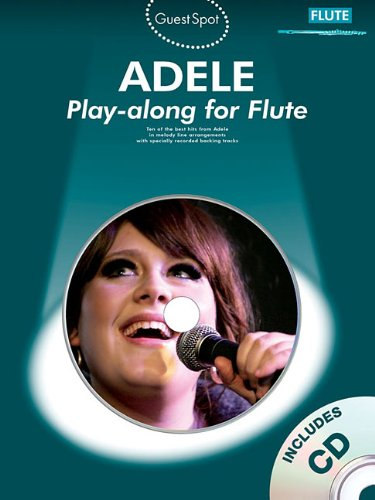 9781780381732: Adele - Guest Spot Series: for Flute