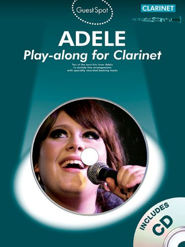 9781780381749: Adele - Guest Spot Series: for Clarinet