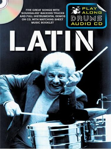 9781780381923: Latin Drum Play-Along (Format d'un DVD) + CD