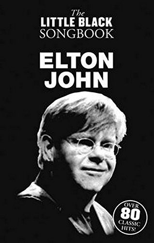 9781780381985: Elton John - The Little Black Songbook