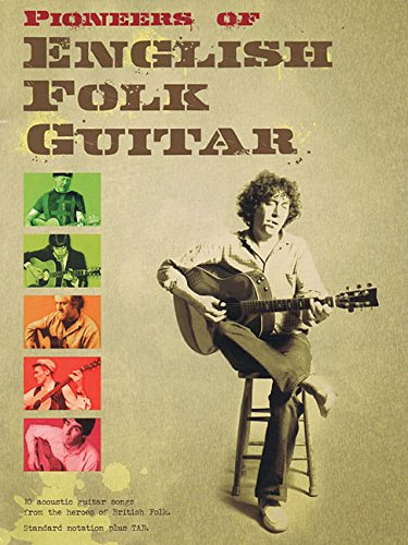 9781780381992: Pioneers of English Folk Guitar