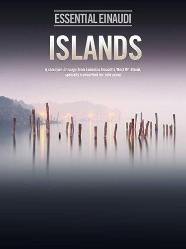 9781780382357: Ludovico Einaudi - Islands: Essential Einaudi