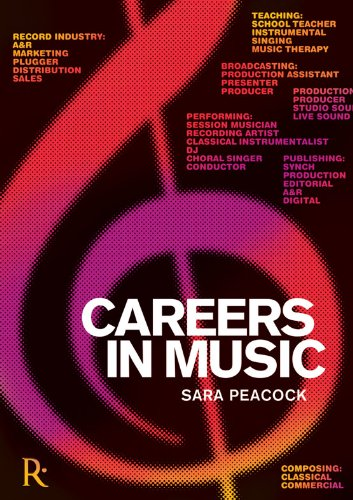 9781780382456: Careers in Music