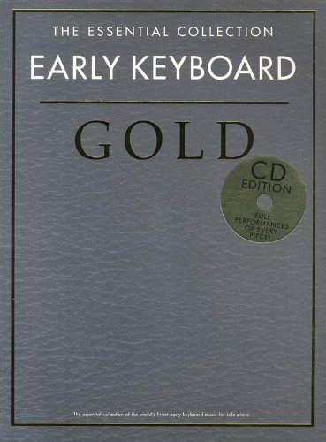 9781780383002: The Essential Collection: Early Keyboard Gold + CD