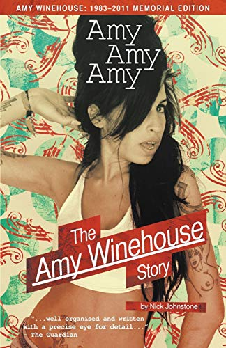 9781780383200: Amy Amy Amy: The Amy Winehouse Story Updated Edition