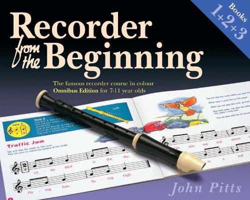 9781780383705: Recorder from the Beginning: Books 1 + 2 + 3