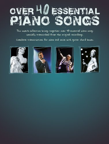 9781780383736: Over 40 Essential Piano Songs: Part 1