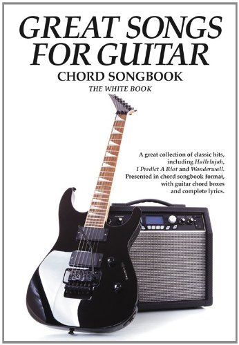 9781780383743: Great Songs Gtr Chord Songbook the White Book Lyrics and Chords