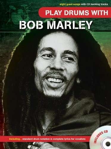 9781780383774: Play Drums with Bob Marley Book + CD
