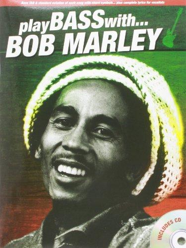 9781780383781: Marley Bob Play Bass With + Cd