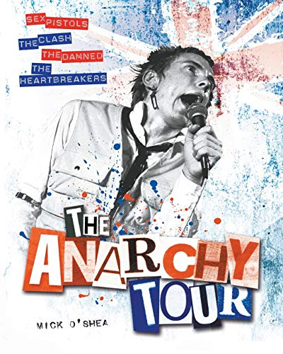 9781780383996: Mick O' Shea: The Anarchy Tour