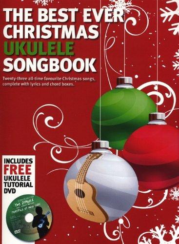 9781780384016: The Best Ever Christmas Ukulele Songbook
