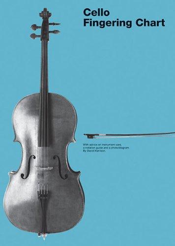 9781780385051: Cello Fingering Chart