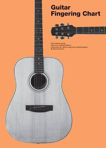 9781780385068: Guitar Fingering Chart