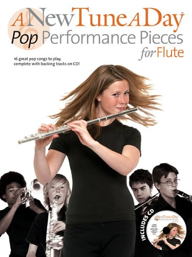 9781780385082: A New Tune a Day: Pop Performances for Flute