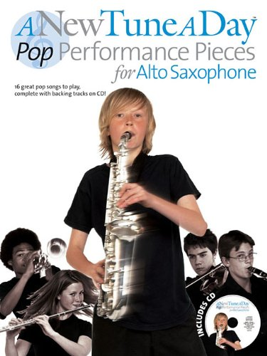 9781780385099: A New Tune a Day - Pop Performances for Alto Saxophone
