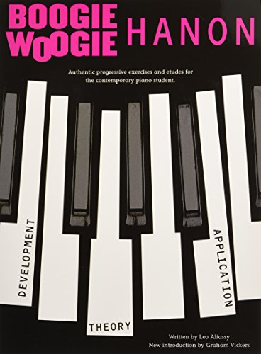 9781780385235: Boogie-Woogie Hanon: Progressive Exercises