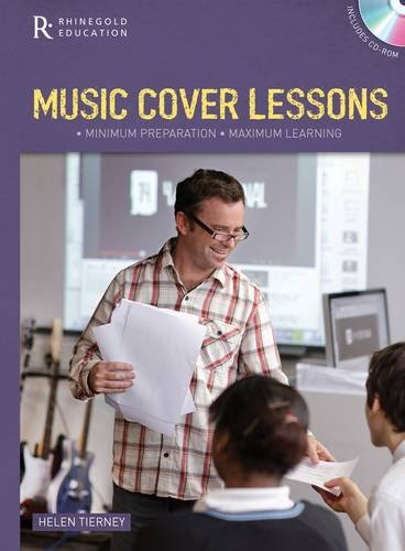 Music Cover Lessons: Minimum Preparation - Maximum Learning (Book & CD): Helen Tierney