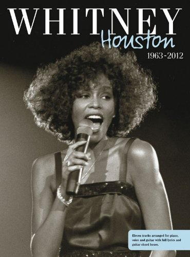 9781780386232: Whitney Houston 1963 2012 PVG
