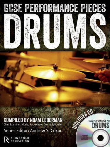 9781780386423: GCSE Performance Pieces: Drums
