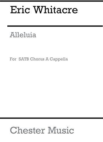 9781780386492: Eric Whitacre: Alleluia
