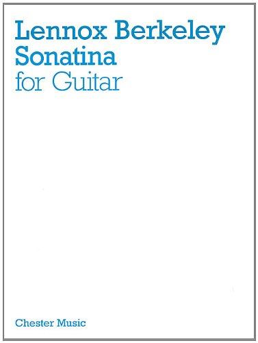 Sonatina For Guitar - Revised 2012: Julian Bream, Lennox