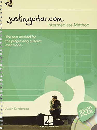 9781780386898: Justinguitar.com - Intermediate Method