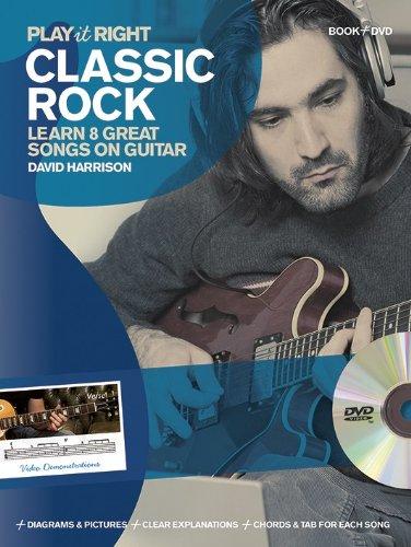 9781780387161: David Harrison: Play It Right - Classic Rock
