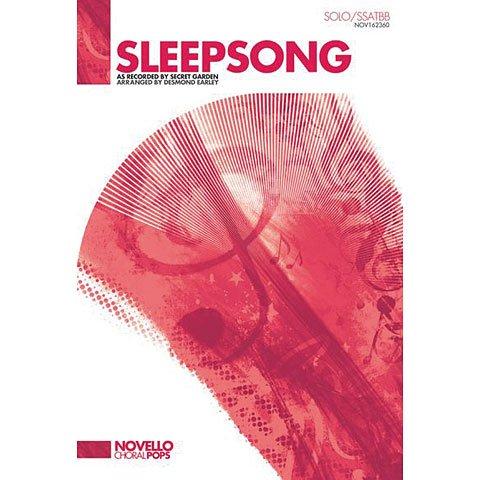 9781780387673: Rolf Lovland/Brendan Graham: Sleepsong (Soprano/SSATBB A Cappella)