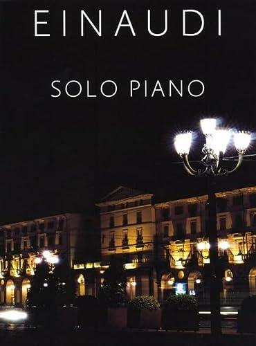 9781780387826: Ludovico Einaudi - Solo Piano