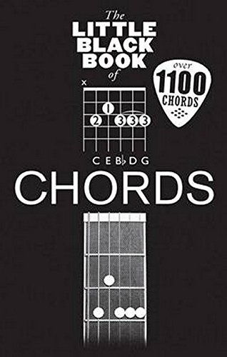 9781780387994: Little Black Book of Chords