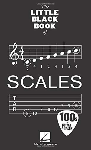 The Little Black Book of Scales: Joe Dineen (compiler),