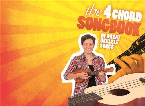 The 4 Chord Songbook of great Ukulele Songslyrics/chords/uke boxes