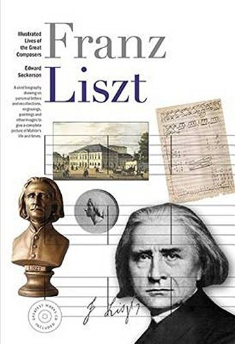 Illustrated Lives of Great Composers: Liszt (New Illustrated Lives of Great Composers): Morrison, ...