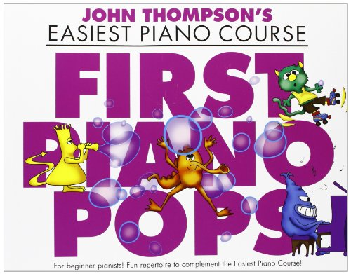 9781780389141: John Thompson's Easiest Piano Course (Wise Publications)