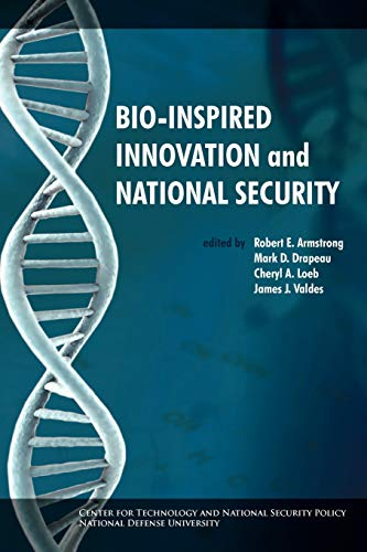 9781780390406: Bio-inspired Innovation and National Security