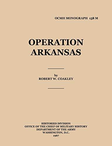9781780391144: Operation Arkansas